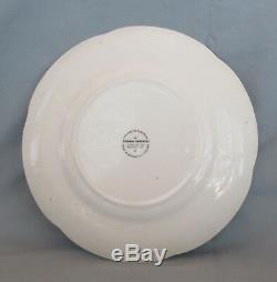 25 Pieces Johnson Brothers Fleurette-5 Place Settings-Dinner, Salad, Cereal, C/S