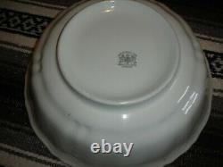 Antique Large Wash Basin Pitcher Bowl Johnson Bros. England Matching Chamber Pot
