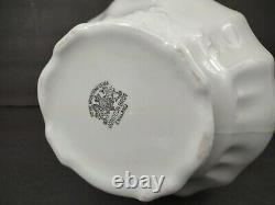 Antique Royal Ironstone China Wash Basin Pitcher Johnson Brothers 11 england