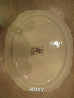 English Johnson Brothers Turkey Platter-Excellent Condition