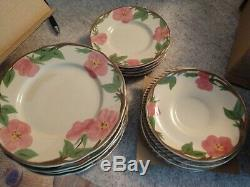 Franciscan DESERT ROSE Set of 56 pieces made by Johnson Brothers NIB MINT