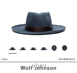 Goorin bros Wolf Johnson