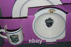 Harry Potter-johnson Brothers 3 Pc. Earthenware Set-nib-rare