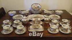Heritage hall johnson brothers 53 pc dinnerware set