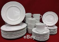 JOHNSON BROTHERS china ATHENA Made in England 48-piece Set Service for 12