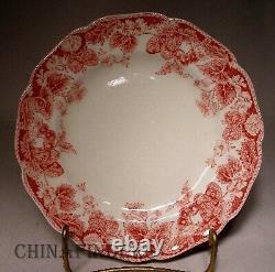JOHNSON BROTHERS china STRAWBERRY FAIR pattern 65pc Set