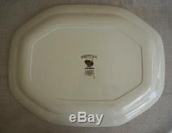 Johnson Bros. BARNYARD KING Turkey PLATTER LARGE 20 1/2 Made in England