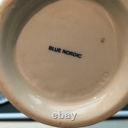 Johnson Bros Blue Nordic Teapot Ch6101
