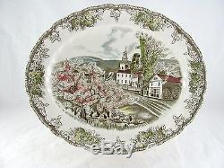 Johnson Bros Friendly Village Serving Set, 10 pc, Made in England, gravy, bowl