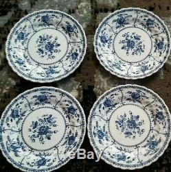 Johnson Bros Indies Dinner & Salad Plates England Ironstone Set of 29