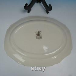 Johnson Bros Large His Majesty Turkey Platter 19¾ by 15½ inches