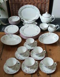 Johnson Bros Summer Chintz Dinner & Tea Set + Serving Tableware (free Uk P&p)