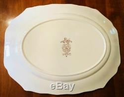 Johnson Bros. Wild Turkeys 20 Serving Platter Windsor Ware England