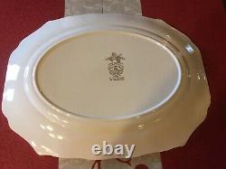 Johnson Bros Windsor Ware Wild Turkey 20 Inch Platter