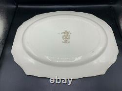 Johnson Bros. Windsor Ware- Wild Turkey Massive Platter 20.5