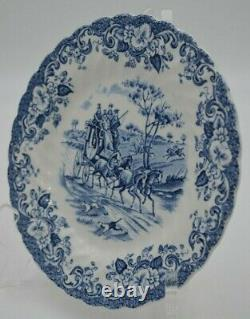 Johnson Brothers China England Ironstone Coach Office Set of 11 Bread Plate