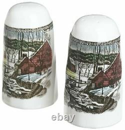 Johnson Brothers ENGLAND Friendly Village 6 PIECE COMPLETER Set