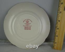 Johnson Brothers English Chippendale Dealer Group Cups, Saucers. Bread & Dessert