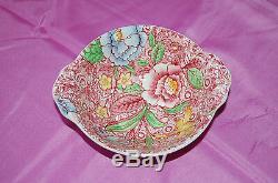 Johnson Brothers English Countryside Pink Multi 108080 21 Pc Set Rare L2472