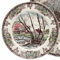 Johnson Brothers Friendly Village 20-pc Dinnerware Set Service for 4 2DAY SHIP