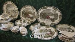 Johnson Brothers Friendly Village English Serving Pieces CHOICE