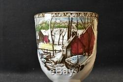 Johnson Brothers Friendly Village Set of 6 Double Egg Cups