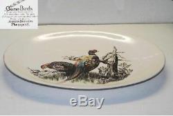 Johnson Brothers Game Birds Turkey Platter 16 Inch