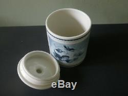 Johnson Brothers Harry Potter Storage Jar / Canister & Lid Mint