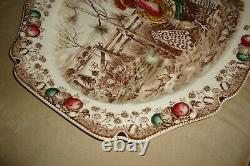 Johnson Brothers His Majesty Large Turkey Platter 20 X 16