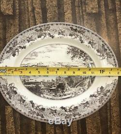 Johnson Brothers Historic America 12 Place Settings + 2 Serving (see info)
