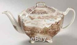 Johnson Brothers OLDE ENGLISH COUNTRYSIDE Tea Pot 974523