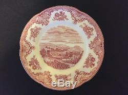 Johnson Brothers Old Britain Castles Fine Vintage China Lot