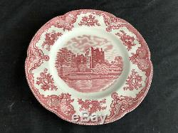 Johnson Brothers Old Britain Castles Pink