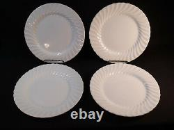 Johnson Brothers Regency White 4 Place Settings 16 Pieces