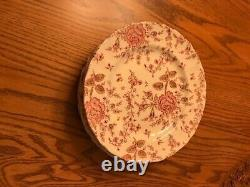 Johnson Brothers Rose Chintz Tableware Set 44 Pieces Gently Used Beautiful