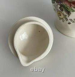Johnson Brothers Sheraton Coffee Pot & Lid 6 Cups Made In England Vintage