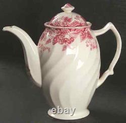 Johnson Brothers Strawberry Fair Pink Coffee Pot 284301