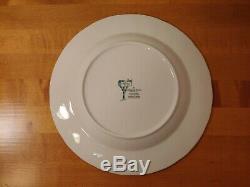Johnson Brothers THE FRIENDLY VILLAGE Turkey Dinner Plate (Set of 4) UNUSED