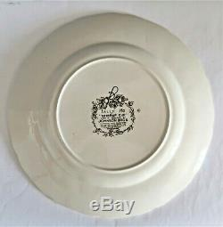 Johnson Brothers Tally Ho Plates Collection(8) Made in England
