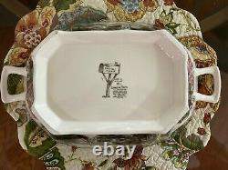 Johnson Brothers The Friendly Village Soup Tureen XLarge Great Condition