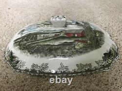 Johnson Brothers The Friendly Village Soup Tureen XLarge Perfect condition