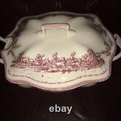 Johnston Brothers Twas The Night Before Christmas Soup Tureen