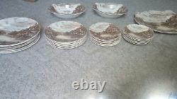 Lot of olde english country side by johnson bros made in england