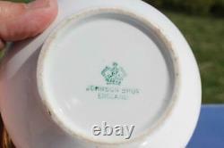 New York Yacht Club Fine Quality Bone China Lidded Sugar Bowl Johnson Bros