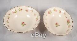 Old English Windsor Ware Johnson Bros England English Rose China Set