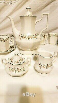 Set JOHNSON BROTHERS ETERNAL BEAU ENGLAND, tea set