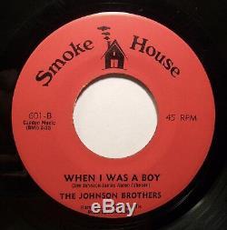 Soul/funk 45 Johnson Brothers Im Takin' A Train Mint