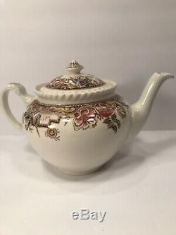 Vintage Devonshire Teapot Johnson Bros. England