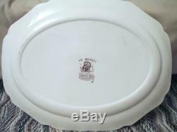 Vintage Johnson Bros His Majesty 20 Thanksgiving Turkey Platter