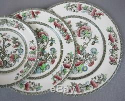 Vintage Johnson Brothers INDIAN TREE DINNER SET SERVICE. 8 plate place settings